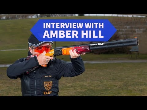 Eley - interview with Amber Hill