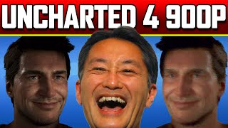 PS4 Exclusive: Uncharted 4 Runs at 900P - Online Microtransactions (Fanboys Go Mental)