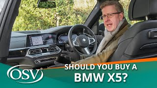 BMW X5 is it the German Family SUV of choice?