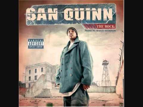 San Quinn - Holdin Back These Years