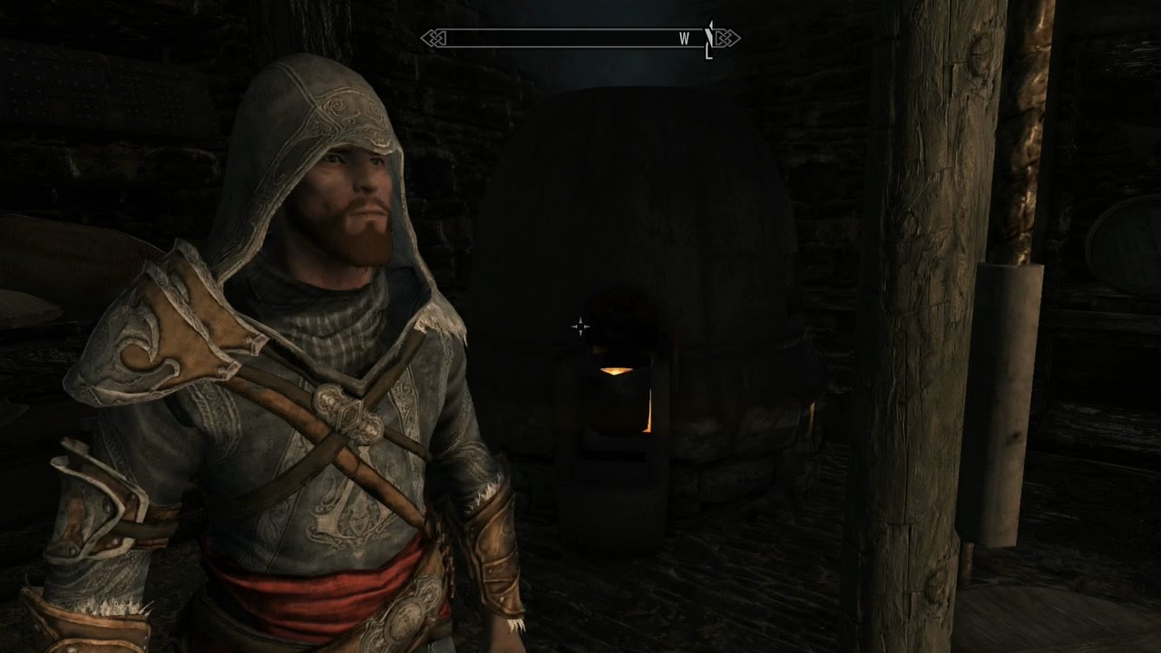 Skyrim Mod Of The Day Assassin S Pilgrimage Robes Youtube