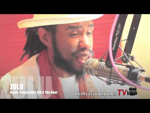 HollywoodJonesTV Presents.. ZULU radio personality for Richmond's VA Hip-Hop & R&B  106.5 The Beat.
