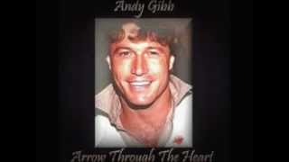 "ANDY GIBB -""ARROW THROUGH THE HEART"" (1987)"