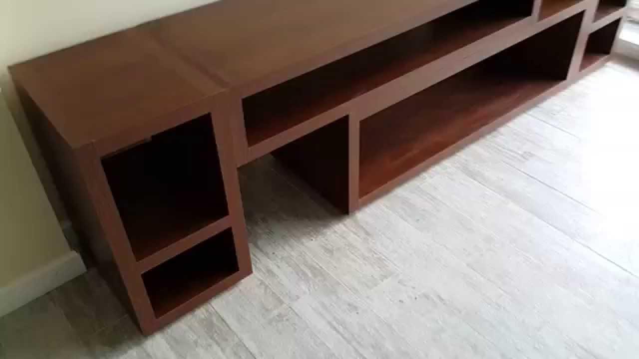 Muebles Rack : Pin muebles television genuardis portal on pinterest