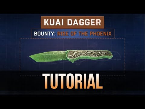 [DIFFICULT] Kuai Dagger Time Trial Tutorial (Dying Light - Content Drop #1 Weapon)
