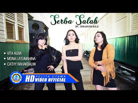 Serba Salah - Vita Alvia Ft. Mona Latumahina, Cathy Rahakbauw - (Official Music Video)