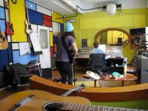 The Good Morning Spider at Tambourine Studios (Part 1)