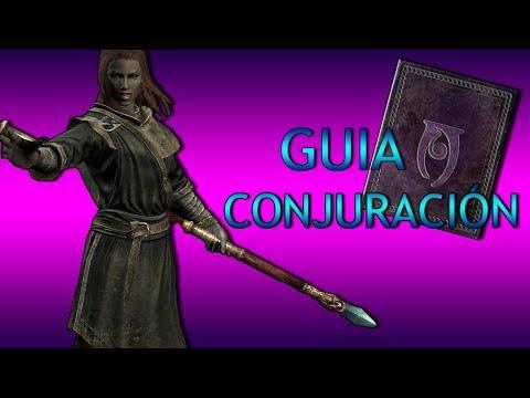 Guia Conjuracion   Skyrim Special Edition