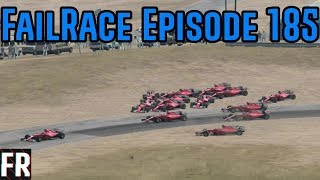FailRace Episode 185 - Formula 1 Chaos