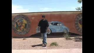 Tile Mural in South Tucson