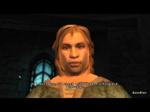 The Elder Scrolls IV: Oblivion Walkthrough Part 99 - Ritual Of Mania