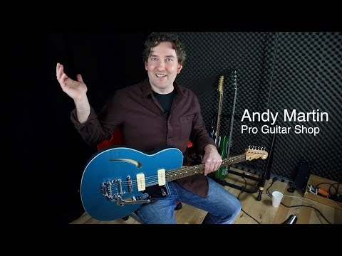 Andy Martin PGS Gear Tour