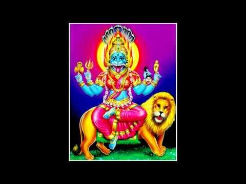 Pratyangira (Atharvana Bhadrakali) Potri