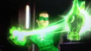 Green Lantern Rise of the Manhunters Video Game Gameplay Trailer Thoughts!