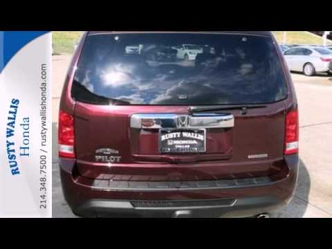 2014 Honda Pilot Dallas TX Fort Worth, TX #141345 - SOLD