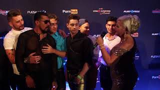 Cockyboys Red Carpet | Str8UpGayPorn Awards