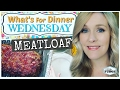SWEET GLAZED MEATLOAF What 39 S For Dinner Wednesday mp3