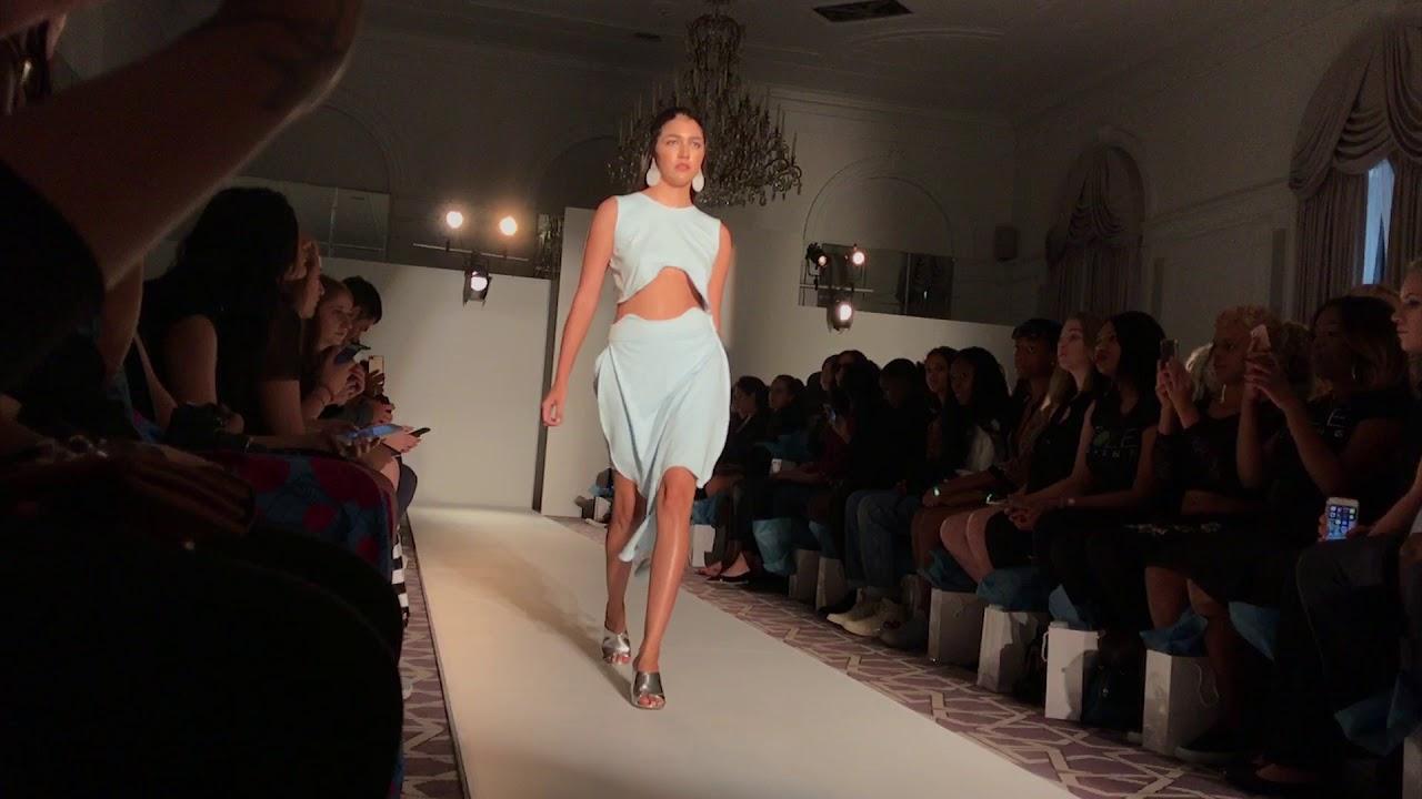 Kepaza Spring Summer 2018 New York Fashion Week show