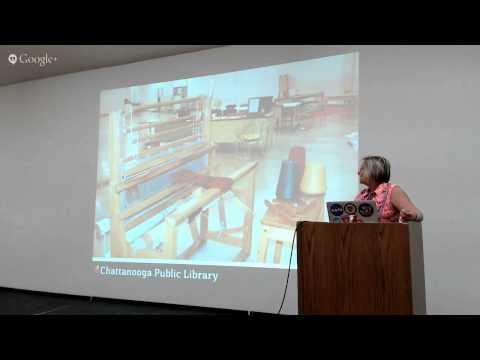 Fab Futures: Public Libraries in the Digital Age conference