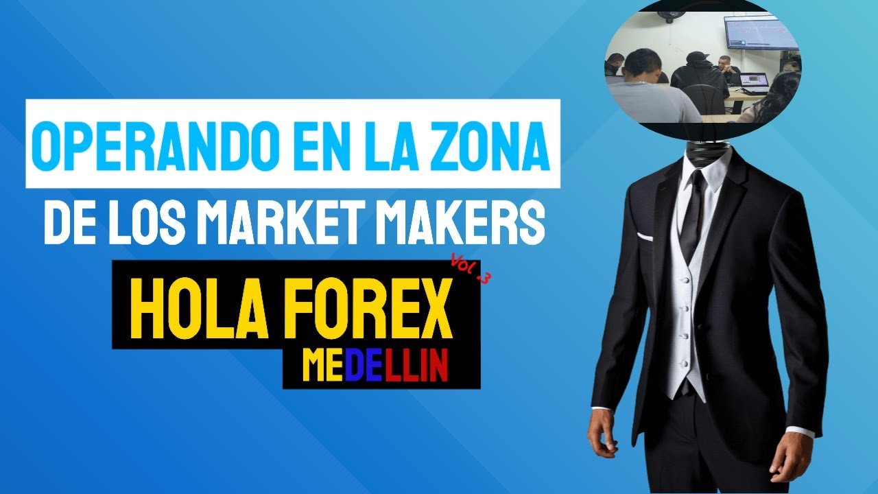Market makers forex
