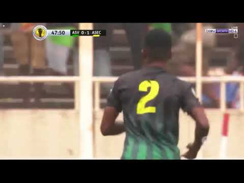 AS Vita Club (Drc) 3 - 1 ASEC Mimosas (Ivo) AFRICA: CAF Confederations Cup 16.05.2018