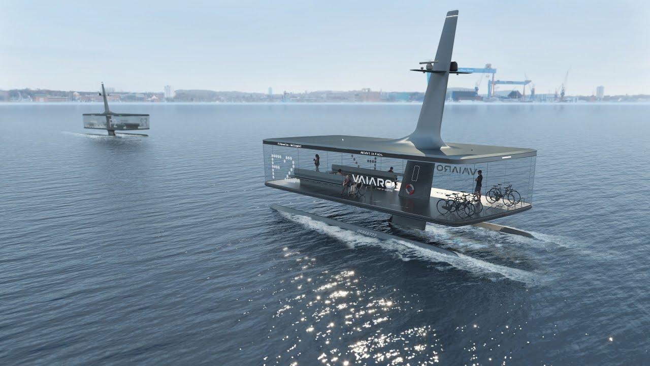 Vaiaro - Captn - autonomous ferries