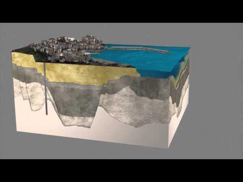 """Natural concrete"" beneath Italian volcano explains mysterious uplift"