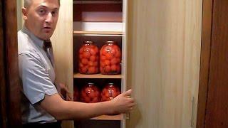 Могут ли храниться помидоры без кислоты?