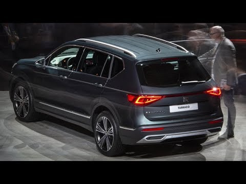 2019 seat tarraco suv first look youtube. Black Bedroom Furniture Sets. Home Design Ideas