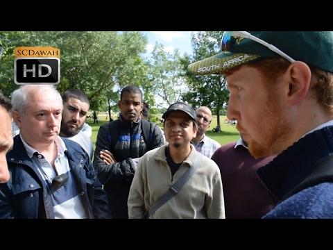 Jesus was Jewish! Paul & Mansur vs Polite Christian | Speakers Corner | Hyde Park