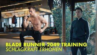 Schlagkraft erhöhen | Das Blade Runner 2049 Training | Tim Gabel