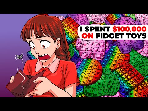 Download I Spent $100,000 on Fidget Toys and Started to Sell Them at School