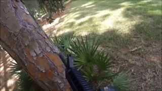 backyard airsoft war kwa km4 echo1 xcr colt m4 cqb cyma ak47