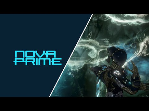 Warframe: Off The Runway - Nova Prime Fashionframe
