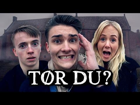 """Det er bare en dør, Husum""   TØR DU?   EP. 1 del 1"