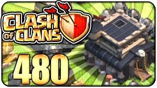 CLASH of CLANS Part 480: ENDLICH! Rathaus Level 9!