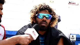 #CT17 - Lasith Malinga speaks before India clash
