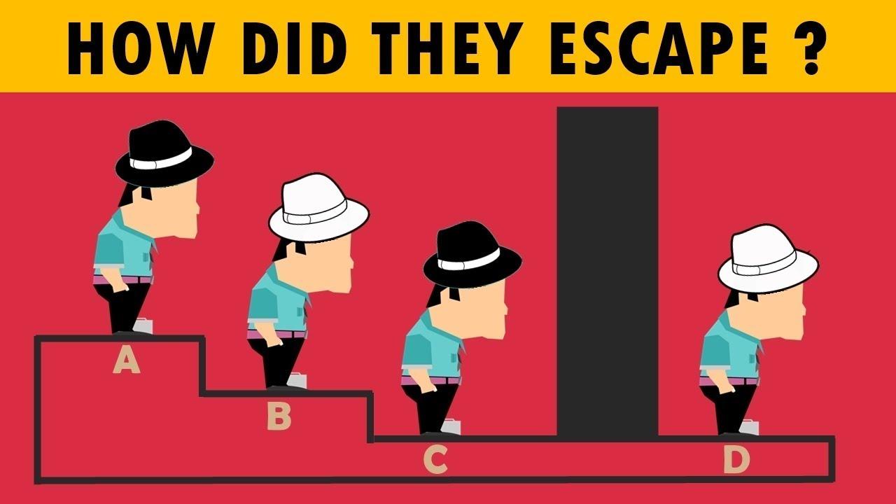 Prisoner Hat Color Riddle – Can You Solve It?