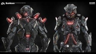 Human Juggernaut Perfect Platinum Solo (20:18) Mass Effect Andromeda Multiplayer