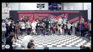 Step Ya Game Up 2014] Waacking Final Extra