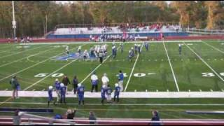 All Saints 7th Grade Trojans Football vs HSAA - Oct 22, 2009
