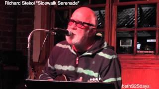 """Richard Stekol - """"Sidewalk Serenade"""""""