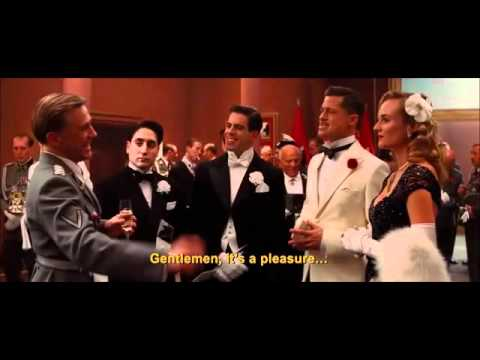 Inglourious Basterds - Italian scene - YouTube