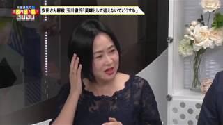 【4k】安田さん解放 玉川徹氏「英雄として迎えないでどうする」