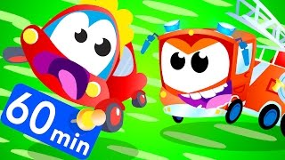 Baby Car Family, Finger Family, Wheels on the Bus | Kids & Toddlers music & songs | by Little Angel