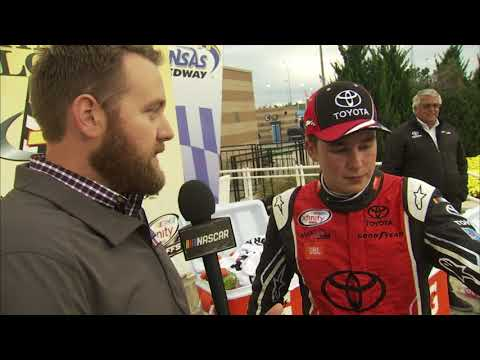 1-on-1 with Christopher Bell at Kansas