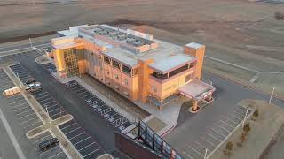INTEGRIS Community Hospital flyover in Moore, OK