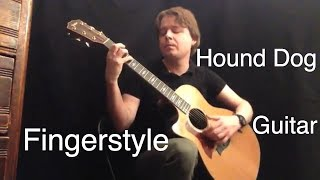 This is my first Elvis Arrangement for Acoustic fingerstyle guitar!...