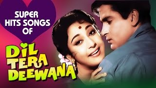 Dil Tera Deewana Hindi Songs Collection - Shammi Kapoor | Mala Sinha | Lata Mangeshkar