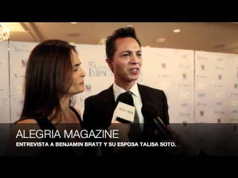 INTERVIEW WITH BENJAMIN BRATT